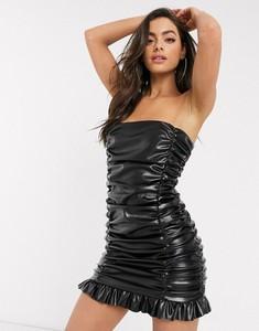 Czarna sukienka Femme Luxe mini