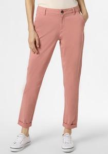 Różowe spodnie S.Oliver