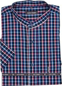 Koszula Aldo Vrandi w stylu casual z krótkim rękawem