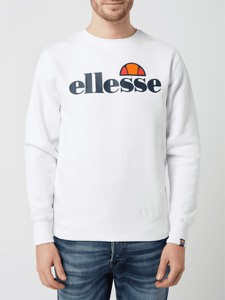 Bluza Ellesse w młodzieżowym stylu z bawełny