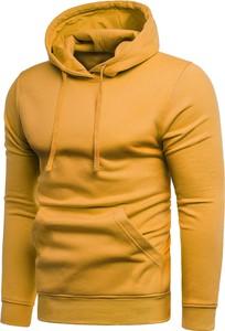 Żółta bluza Risardi w młodzieżowym stylu