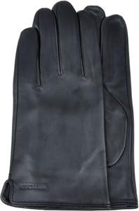 ec7d40cb1d1eb skórzane rękawiczki męskie ochnik - stylowo i modnie z Allani