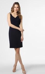 Czarna sukienka Ralph Lauren prosta