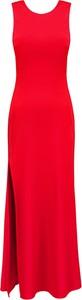 Sukienka La Poudre™ bez rękawów z okrągłym dekoltem w stylu glamour