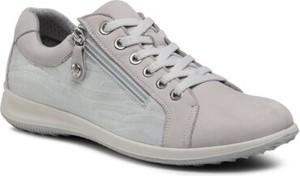 Buty sportowe Go Soft sznurowane z płaską podeszwą