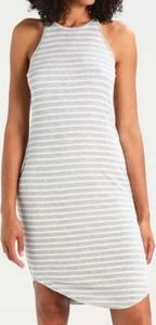 Sukienka Gap z dżerseju mini bez rękawów