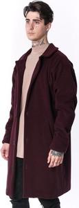 Czerwony płaszcz męski Theg Clothing