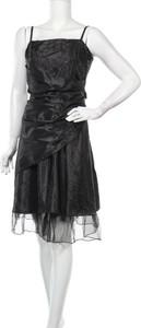 Czarna sukienka Envie bez rękawów