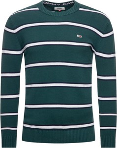 Zielony sweter Tommy Jeans