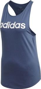 Niebieski top Adidas