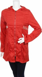 Czerwona kurtka Zibi London w stylu casual
