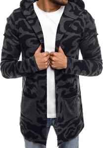 Czarny sweter madmext