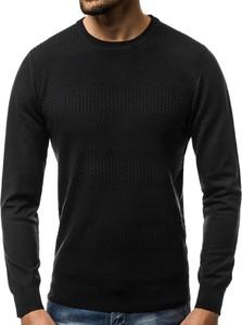Czarny sweter BRUNO LEONI