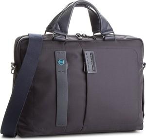 Granatowa torba piquadro