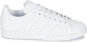 Buty sportowe dziecięce Adidas ze skóry