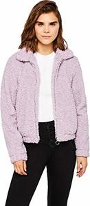 Różowa kurtka amazon.de krótka