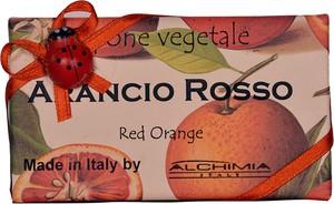 Alchimia Soap Red Orange | Ręcznie wykonane mydło do ciała 200g - Wysyłka w 24H!