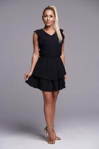 Czarna sukienka Ella Boutique mini