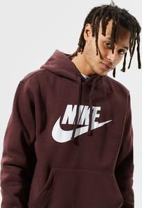 Fioletowa bluza Nike