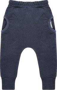 Niebieskie spodnie dziecięce Mammamia