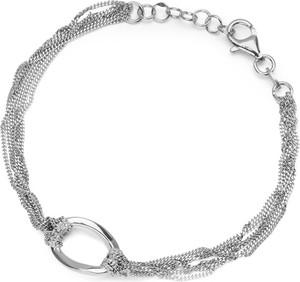 YES Simple - srebrna bransoletka