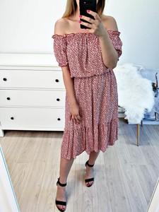 Sukienka MON BOUTIQUE w stylu boho
