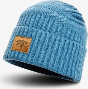 Niebieska czapka Timberland