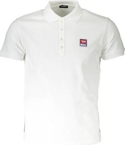 T-shirt Diesel z krótkim rękawem w stylu casual