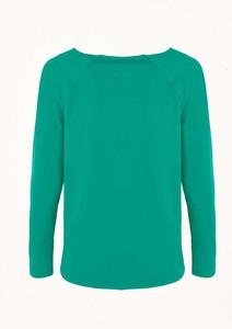 Bluza Byinsomnia w stylu casual z bawełny