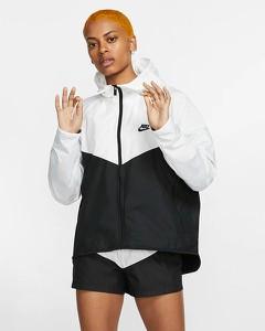 Kurtka Nike w stylu casual krótka