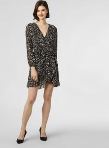 Sukienka Aygill`s mini w stylu casual z dekoltem w kształcie litery v
