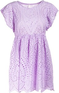 Fioletowa sukienka Multu mini