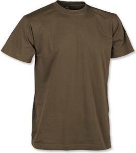 T-shirt HELIKON-TEX z tkaniny z krótkim rękawem