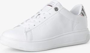 Buty sportowe Tommy Hilfiger sznurowane