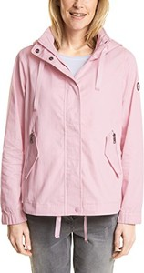 Różowa kurtka cecil