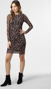 Sukienka NA-KD z długim rękawem mini w stylu casual