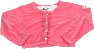 Różowy sweter Steiff dla dziewczynek