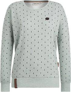 Bluza Naketano z dresówki krótka