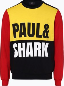 Sweter Paul & Shark w młodzieżowym stylu