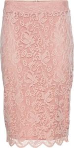 Różowa spódnica bonprix bodyflirt