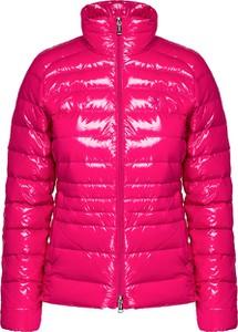 Różowa kurtka POLO RALPH LAUREN w stylu casual