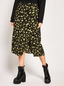Spódnica Calvin Klein w stylu boho