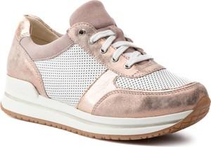 Sneakersy Quazi sznurowane
