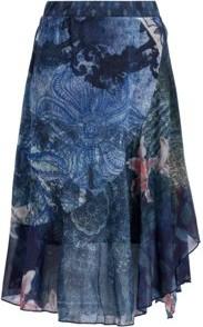 Spódnica Desigual w stylu casual midi