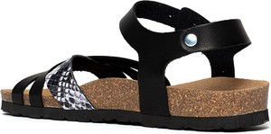 Sandały BAYTON z płaską podeszwą