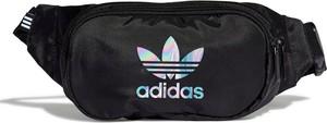 Czarna saszetka Adidas