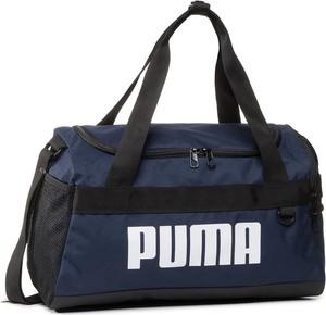 Granatowa torba sportowa Puma