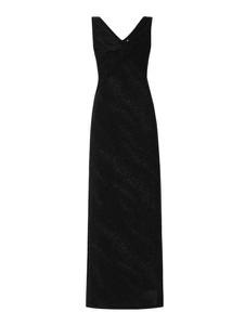 Sukienka Jake*s Cocktail maxi z dekoltem w kształcie litery v