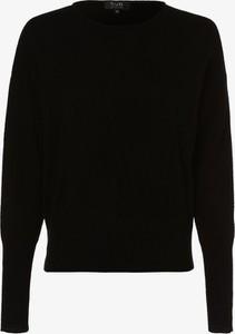 Czarny sweter SvB Exquisit w stylu casual
