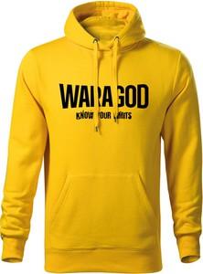 Bluza Waragod w młodzieżowym stylu